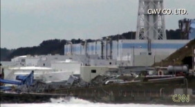 CNN 【Latest images of Japan nuclear zone】